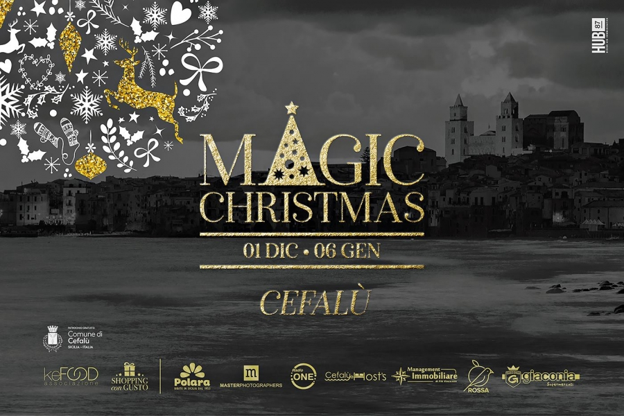 "Panettone Festival apre il ""Magic Christmas"" di Cefalù"